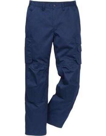 Lekkie, wytrzymałe spodnie robocze z kieszeniami na nakolanniki 2580 P154 Fristads 117751