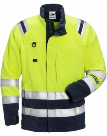 Bluza polarowa trudnopalna, antyelektrostatyczna, ostrzegawcza, ochrona na łuk elektryczny, ATEX 4063 ATF Fristads 122233